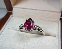 ruby engagement rings ruby engagement ring wedding band set unique ruby