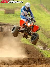 atv motocross racing 2009 ktm 505sx u0026 450sx atv motocross test ride review