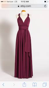 long burgundy bridesmaids dresses weddingbee