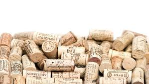 wine corks collection of vintage used wine corks stock photo colourbox