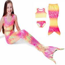 Mermaid Costumes Halloween Mermaid Costumes Children Promotion Shop Promotional Mermaid