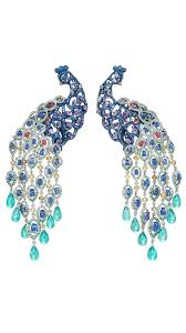 best earrings to sleep in chopards co president and artistic director caroline scheufele a