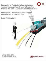 Queensland Rail Meme - more like thomas the dank engine amirite 103400906 added by