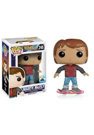 Marty Mcfly Costume Pop Marty Mcfly Back To The Future 2 Vinyl Figure