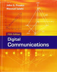 ece related books digital communications by john g proakis