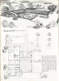 Vintage Retro Floor L Modern S House Plans Home Vintage Planss Design Floor Ranch