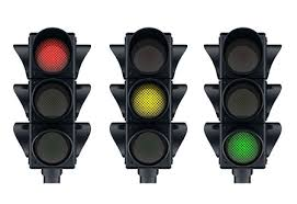 why are traffic lights yellow and green magazine