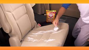 car odor eliminator with baking soda cleaning with baking soda