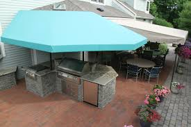 Outdoor Canvas Awnings Outdoor Kitchen Canopy Cover Kreider U0027s Canvas Service Inc