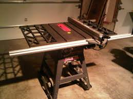 Contractor Table Saw Reviews Contractor Table Saw Dust Collection By Hhhopks Lumberjocks