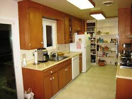 Lighting For Galley Kitchen Stunning Galley Kitchen Lighting Ideas Pictures Pics Inspiration