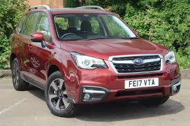 red subaru forester 2000 used subaru forester and second hand subaru forester in leicester
