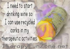 Occupational Therapy Memes - ot memes cork crafts therapy fun zone