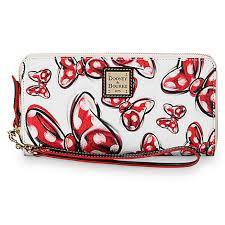 your wdw store disney dooney u0026 bourke bag minnie bow large wallet