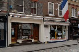 Family Restaurants In Covent Garden Review Of French Restaurant Mon Plaisir In Covent Garden