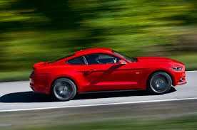 2015 Mustang V6 Black 2015 Ford Mustang Offers Three Brake Systems