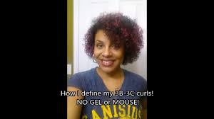 3a Curly Hair Extensions by Nessa U0027s Hair Extensions How I Define My 3b 3c Curls No Gel Or