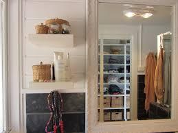 bathroom closet shelving ideas modern white high gloss wooden