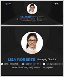9 professional email signature tips u2014with best template examples