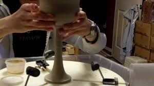 Wine Goblets Pottery How To Make A Wine Goblet Youtube