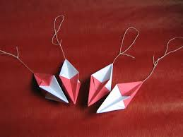 4 origami hanging decorotion ornament by aarrnnoo0123 on deviantart