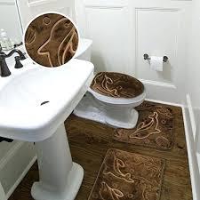 Unique Bathroom Rugs Bathroom Rugs Sets For Mainstays Bath Rug Set Colors