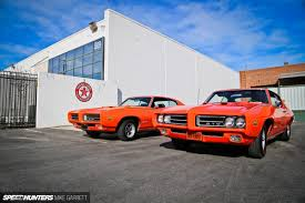 Pontiac Muscle Cars - this is how the muscle car was born speedhunters