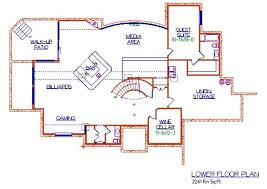 Luxury House Plans With Basements by Luxury Homeplans House Plans Design Cerreta