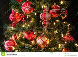 tree ornaments stock image image of green 17536579