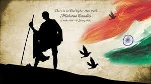 leadership quote by mahatma gandhi celebrate birthday of mahatma gandhi with milk peda u2013 food 4 your mood