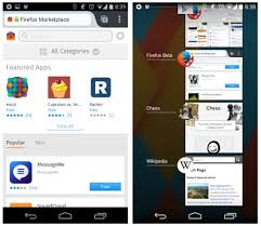 firefox for android install web apps as android apps with firefox 29 beta