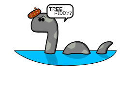 Loch Ness Monster Meme - tree fiddy know your meme