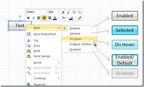 wireframe shapes in visio 2010 u2013 visio insights