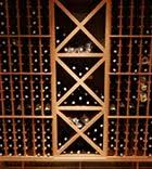 diamond wine racks and diamond cubes