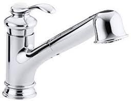 kohler fairfax kitchen faucet kohler k 12177 cp fairfax single kitchen sink faucet