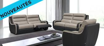 canap de relaxation pas cher articles with canape cuir relax 3 places electrique tag canape