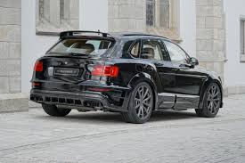 mansory bentley mulsanne mansory has refined the bentley bentayga to create the ultimate