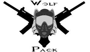 wolf pack logo by vlardenterrath on deviantart