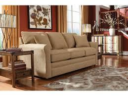 Lazy Boy Sofa Tables by La Z Boy Laurel Supreme Comfort Queen Sleep Sofa Morris Home