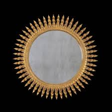 home decoration awesome sunburst mirror art and vintage wall