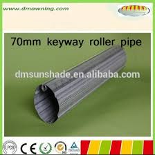 Retractable Awning Parts Retractable Awning Parts Awning Roller Tube Parts Awning Keyway