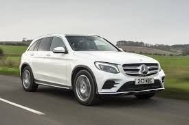 mercedes size suv mercedes glc suv review carbuyer