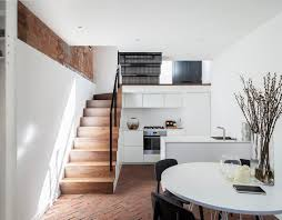 3 Story Building A Former Workshop Becomes A 3 Story Residence Design Milk