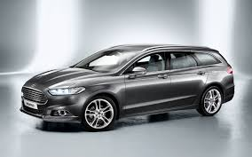 ford launches mondeo hatchback and wagon versions of fusion in europe