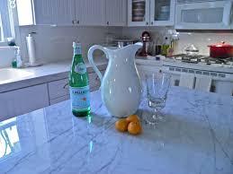 Carrara Marble Kitchen by The Granite Gurus An Interview With A Carrara Marble Kitchen Owner