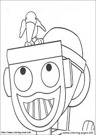 bob builder 11 coloring pages printable