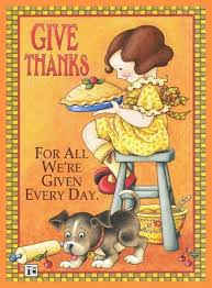 thanksgiving quote give thanks for more vintage thanksgiving