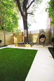Fence Ideas For Small Backyard Small Garden Fence Ideas That Truly Creative Inspiring Design Side
