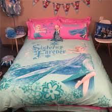 Frozen Elsa Bedroom Online Get Cheap Elsa Bed Covers Aliexpress Com Alibaba Group
