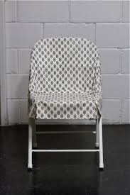 metal folding chair covers how to simple chair slipcovers chair slipcovers tutorials and